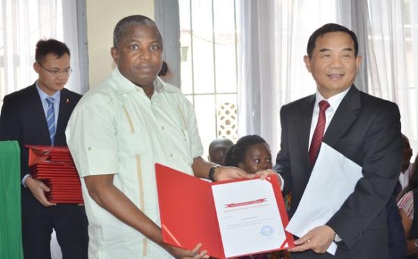 Coopération sino-ivoirienne: Fraternité Matin primé meilleur média partenaire de la Chine