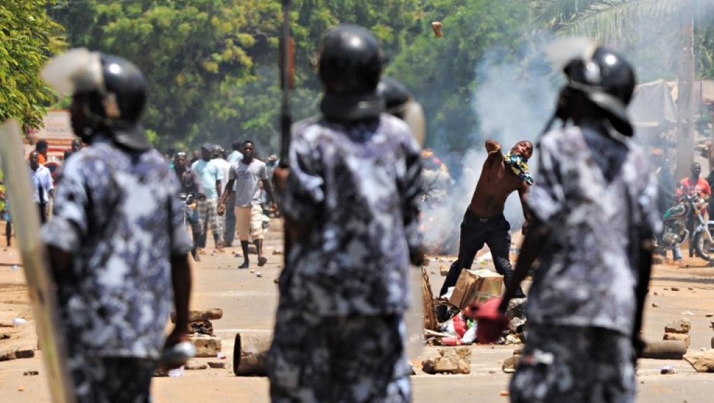 Togo: l'opposition empêchée de manifester, Lomé sous tension