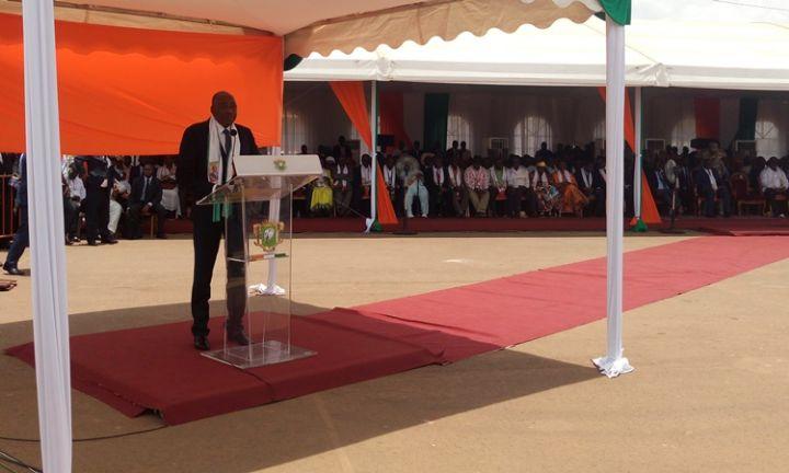Hommage du Tchologo au Président Ouattara :Amadou Gon Coulibaly appelle à l'Union Sacrée autour d'Ado