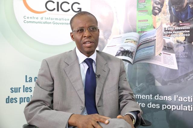Côte d'Ivoire- Bakary Sanogo, Directeur du CICG :