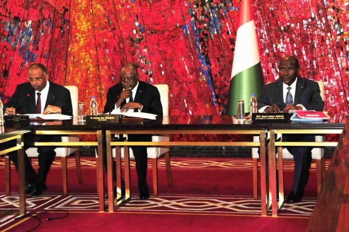 Côte d'Ivoire : Le vice-Président de la République a présidé la première session du Conseil National de Politique Economique