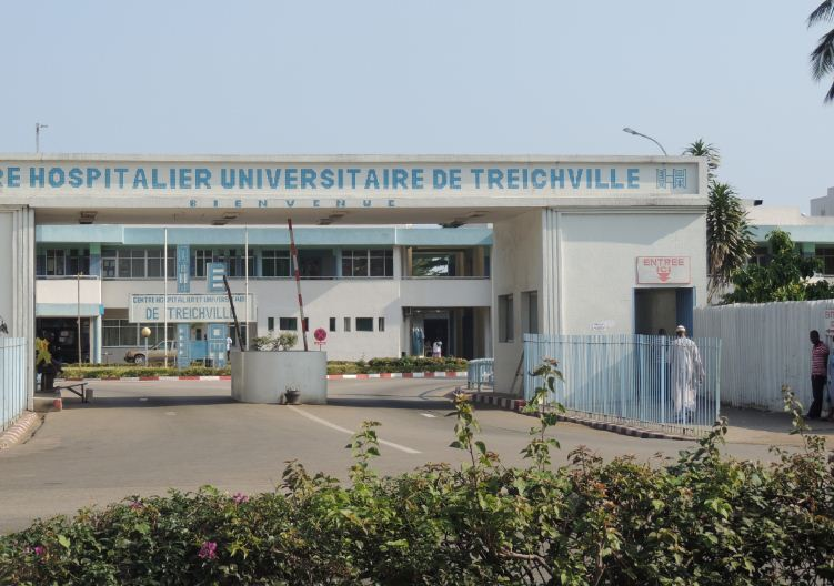 CHU de Treichville:  Les Urgences médicales temporairement fermées jusqu'au 28 mai