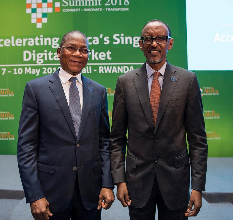 Bruno Koné salue la vision du Président Paul Kagame   «Smart AFRICA contribue à rendre plus visible l'empreinte numérique de l'Afrique»