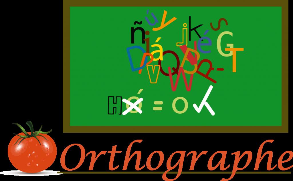 Orthographe : l'important, c'est de pratiquer