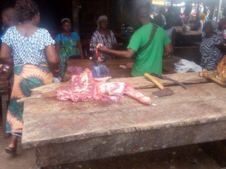 Bouaké : les marchés sont en rupture de viandes de boeufs