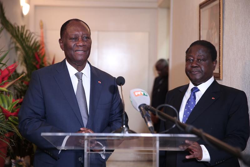 La lettre ouverte de Denis Kah Zion aux Présidents Ouattara et Bédié