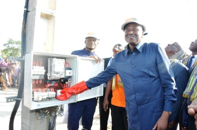 Dabakala : De l'électricité bientôt pour plusieurs villages
