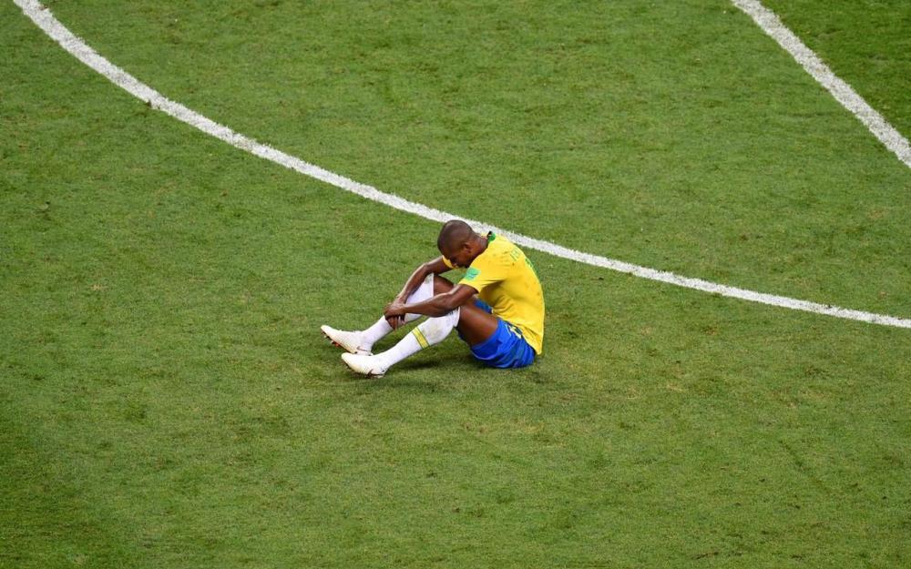 Coupe du monde : Fernandinho victime d'insultes racistes après son but contre son camp