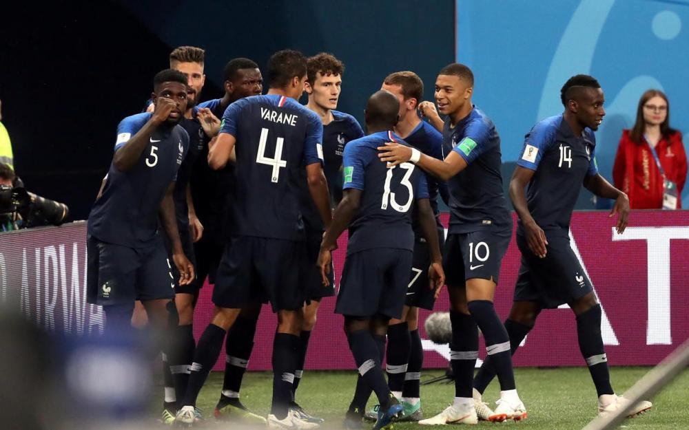 Coupe du monde : la France surpasse la Belgique et jouera la finale !