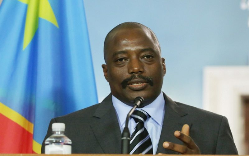 Renoncement du Président Kabila au pouvoir