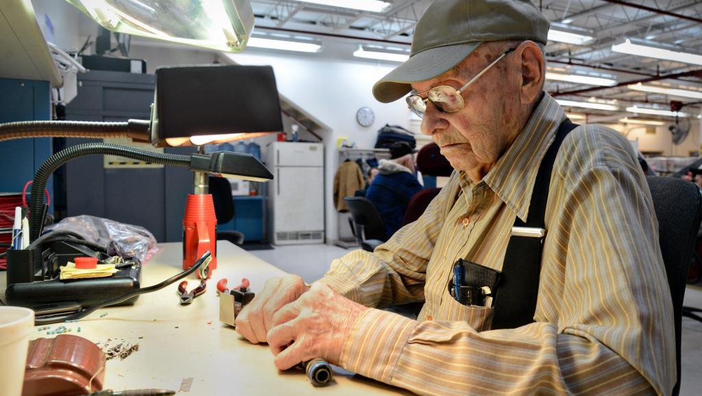 Aux Etats-Unis, le nombre de travailleurs de plus de 85 ans atteint un record