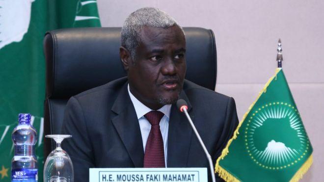 L'UA appelle Kinshasa au respect des droits de l'homme