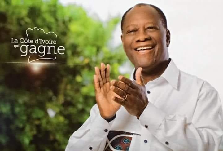 Côte d'Ivoire : Le FPI dit merci au Président Ouattara