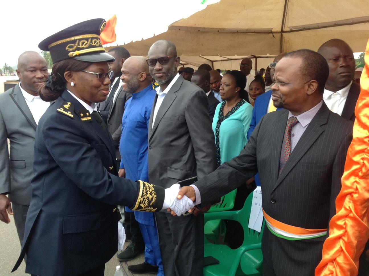 Bouaké/ 58ème anniversaire de l'indépendance de la Côte d'Ivoire : le préfet exhorte à des échéances électorales sans violences