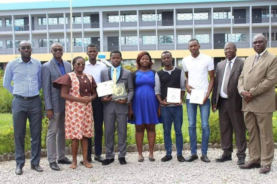 6e édition de remise du Prix national d'Excellence : Six étudiants de l'Esatic raflent le prix de l'innovation numérique