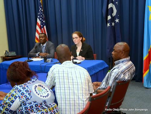 Washington salue les « progrès vers les élections en RDC »