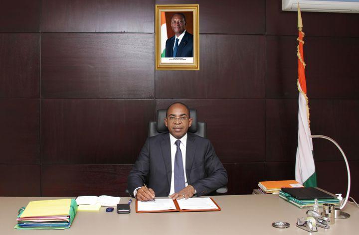 Le Ministre Claude Isaac DE participe aux travaux à Addis-Abeba