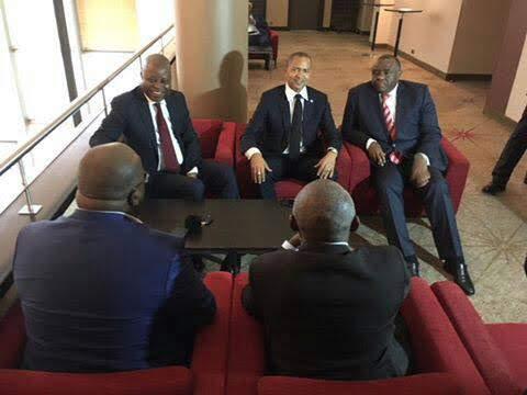 RDC : six ténors de l'opposition conviennent de désigner un candidat à l'élection présidentielle