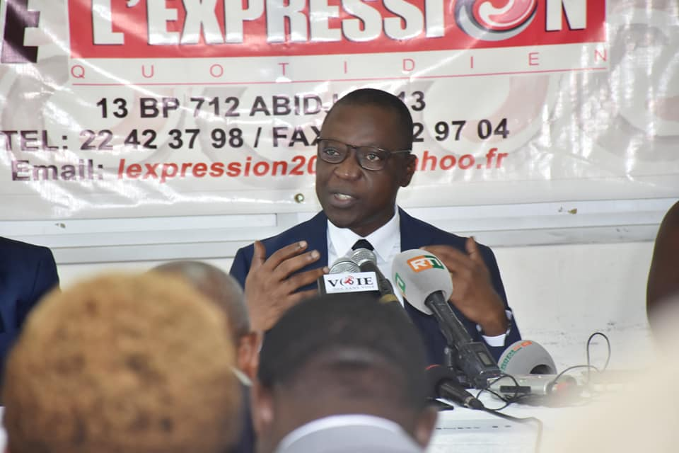 Le transport en Côte d'Ivoire :  Le ministre ivoirien des transports dévoile sa stratégie pour la modernisation du secteur