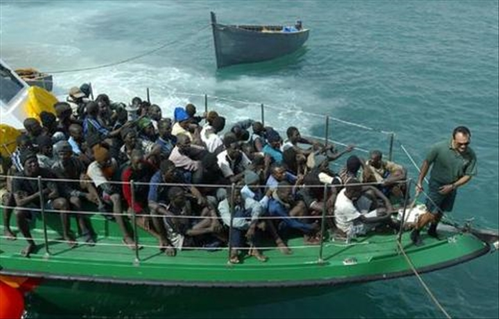 Immigration Clandestine:    ''Non, je reste ! ''