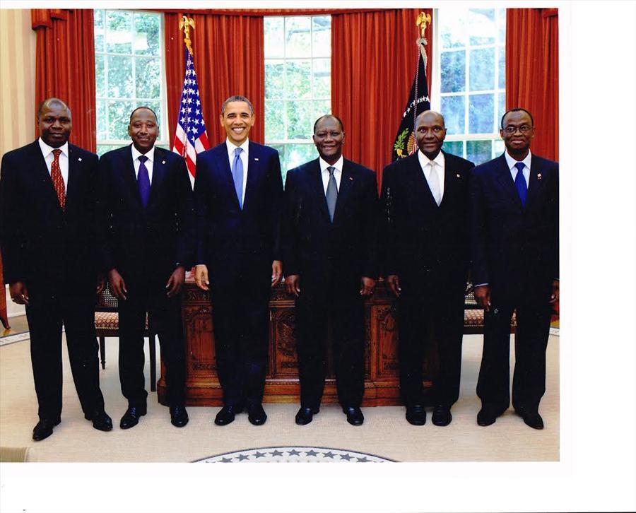 Côte d'Ivoire is back :  La diplomatie payante d'Alassane Ouattara