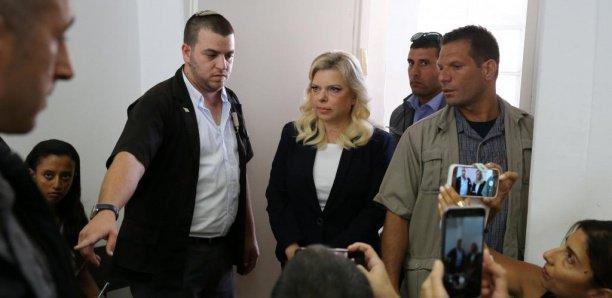 Israël: l'épouse de Benyamin Netanyahu jugées pour des frais de bouche