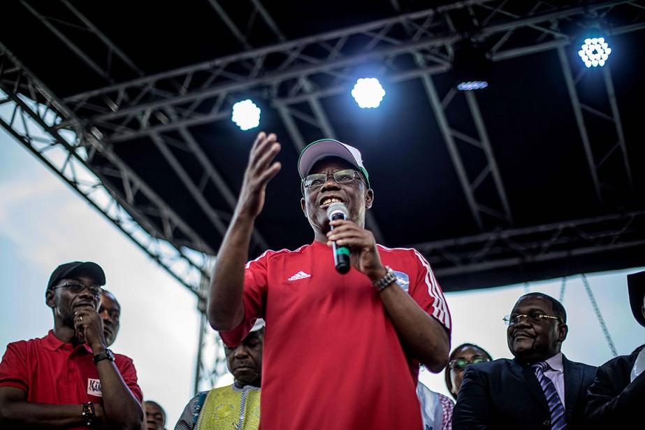 Présidentielle au Cameroun: Maurice Kamto revendique la victoire