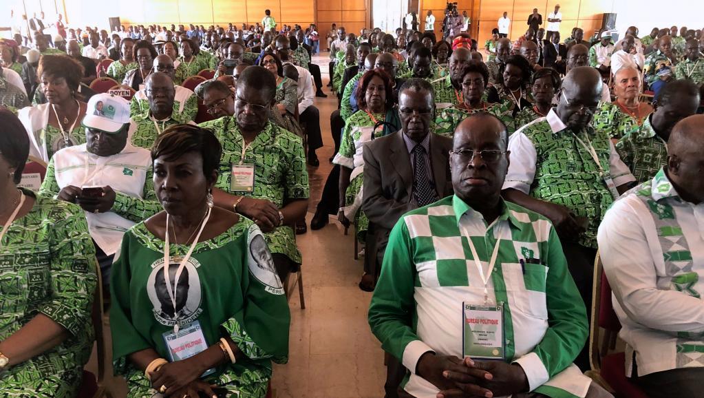 Côte d'Ivoire: le PDCI exclut 17 cadres pour «transhumance politique»