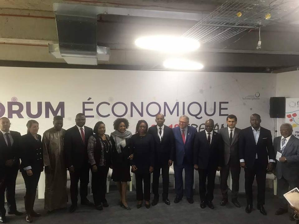XVIIe Sommet de la Francophonie à Erevan: Lancement du Réseau Francophone des Ministres chargés de l'Economie Numérique