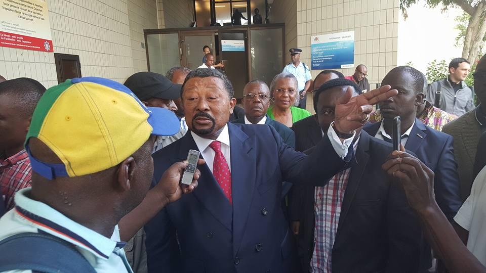 Etat de santé d'Ali Bongo  : Ping a raté une occasion de se taire