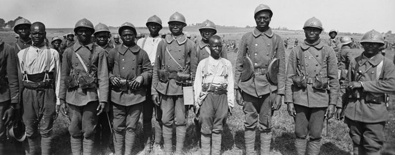 Centenaire du 11-Novembre : l'Afrique, l'autre scène de guerre