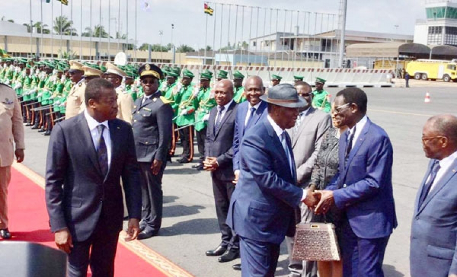 45e anniversaire de la BOAD: Le Président Ouattara félicite l'institution