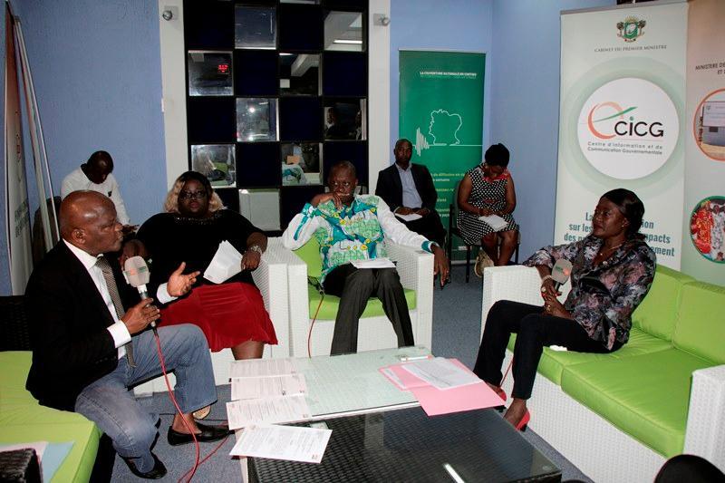 Cohésion sociale : Le gouvernement déplore le conflit inter-ethnique survenu à Zouan Hounien, a dit la ministre Mariatou Koné