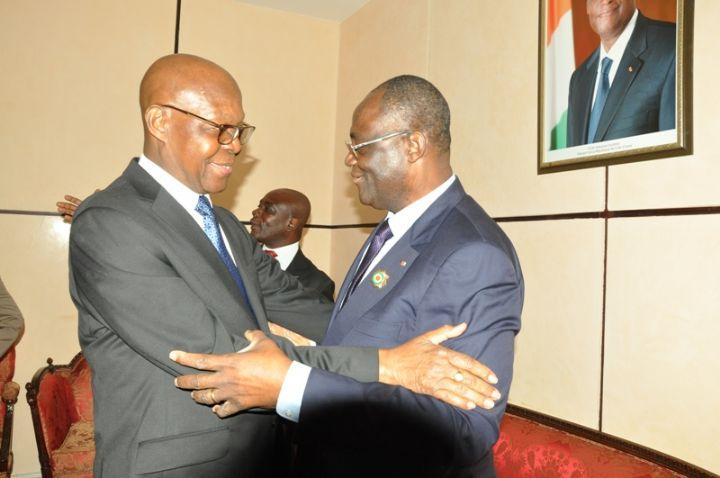 Ces factures qui confondent Ouassenan Koné : Affaire On m'a empoisonné et je ne dis merci qu' à Bédié »