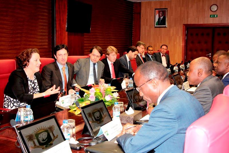 Investissement: le premier ministre ivoirien, Amadou Gon Coulibaly, vante l'attractivité de l'économie ivoirienne aux entreprises britanniques