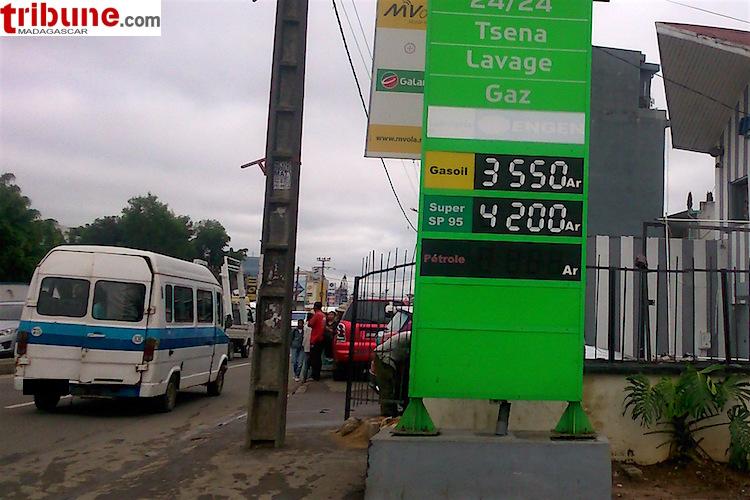 Madagascar: Une énième hausse du prix des carburants