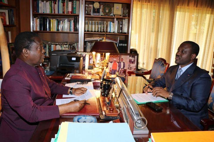 Réconcilier pour Rassembler : La Vision Commune de Guillaume Kigbafori Soro et Henri Konan Bédié
