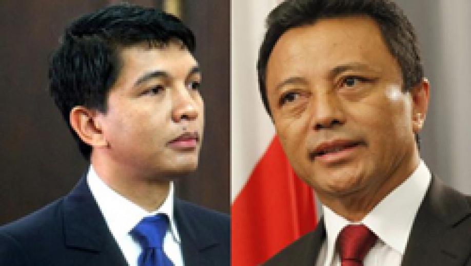 Rajoelina  # Ravalomanana  : Ou le choix de l'embarras