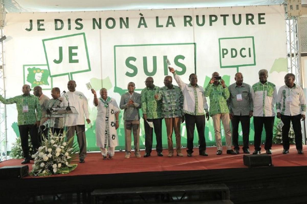 Côte d'Ivoire: Duncan lâche enfin le morceau «Nous sommes et demeurerons PDCI-RDA»