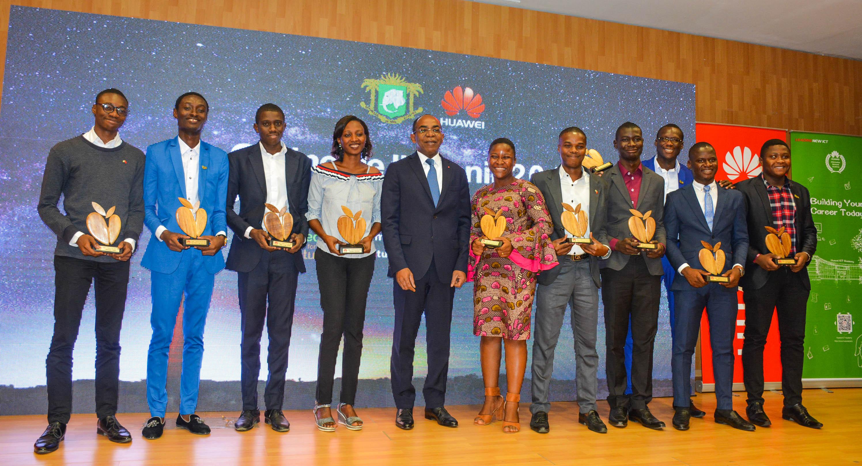 Le Ministre Claude Isaac DE: «Former les jeunes est le meilleur investissement.....»