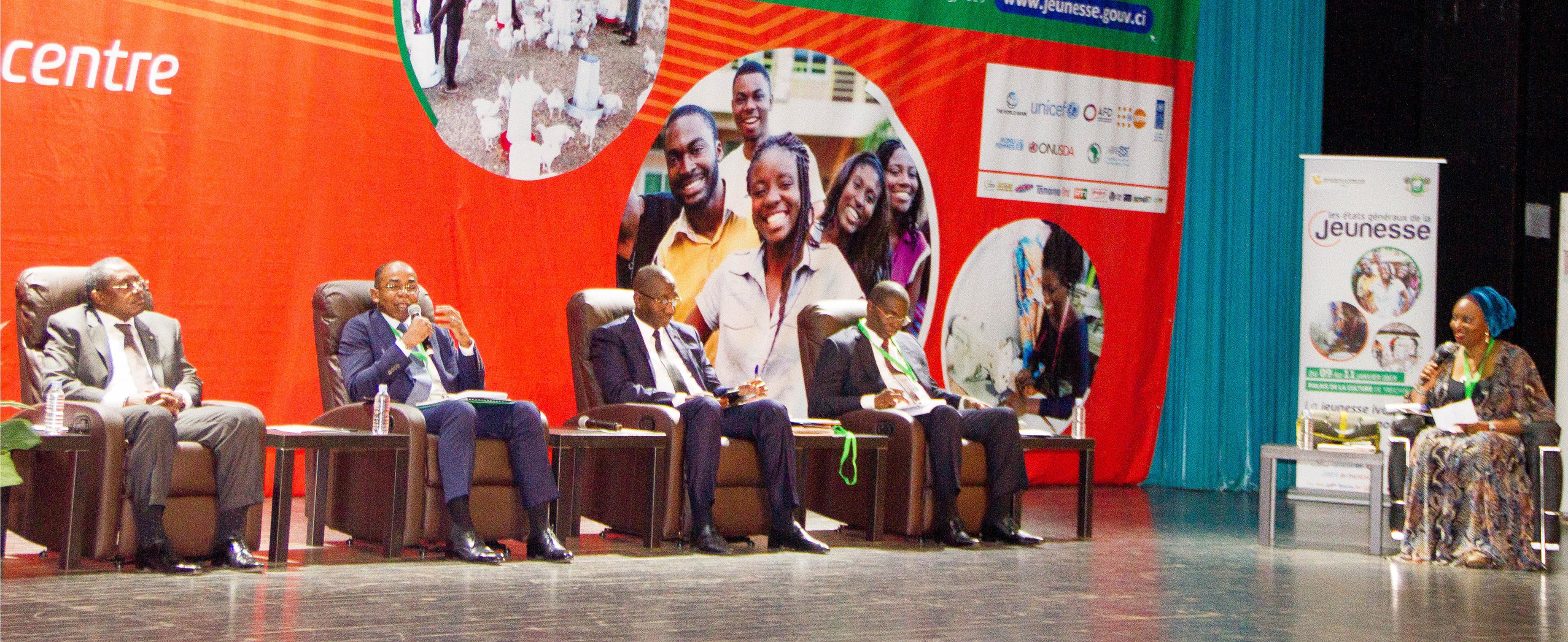 Etats généraux de la jeunesse : Le Ministre Claude Isaac DE exhorte les jeunes à tourner le dos à la cybercriminalité