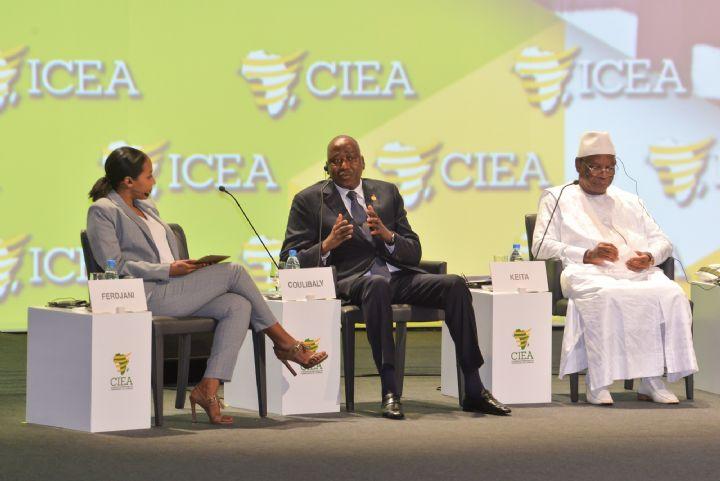 Conférence de Dakar sur l'Emergence de l'Afrique: