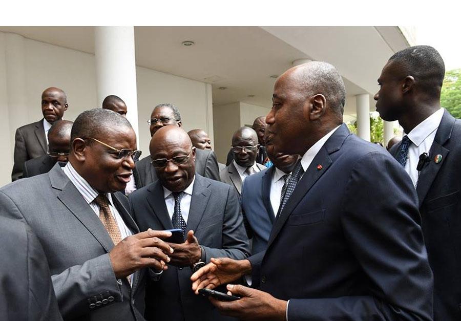 Recomposition de la CEI/Amadou Gon Coulibaly : « La Côte d'Ivoire doit tirer définitivement les leçons des crises passées »