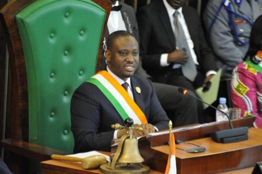 Assemblée nationale: Guillaume Kigbafori Soro délègue ses pouvoirs au Vice-président Oulla Privat