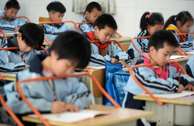 Education : Les prodiges de la Chine