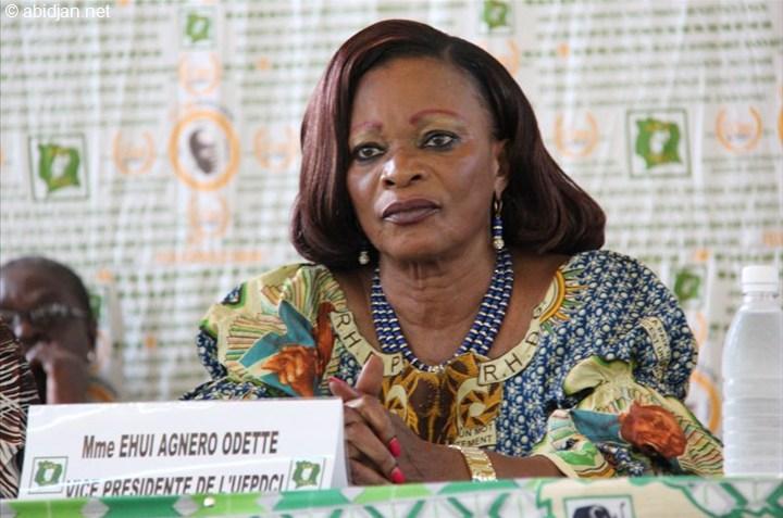 Cote d'Ivoire : Réponse des femmes du PDCI-RDA à Mme Odette Ehui Agnéro