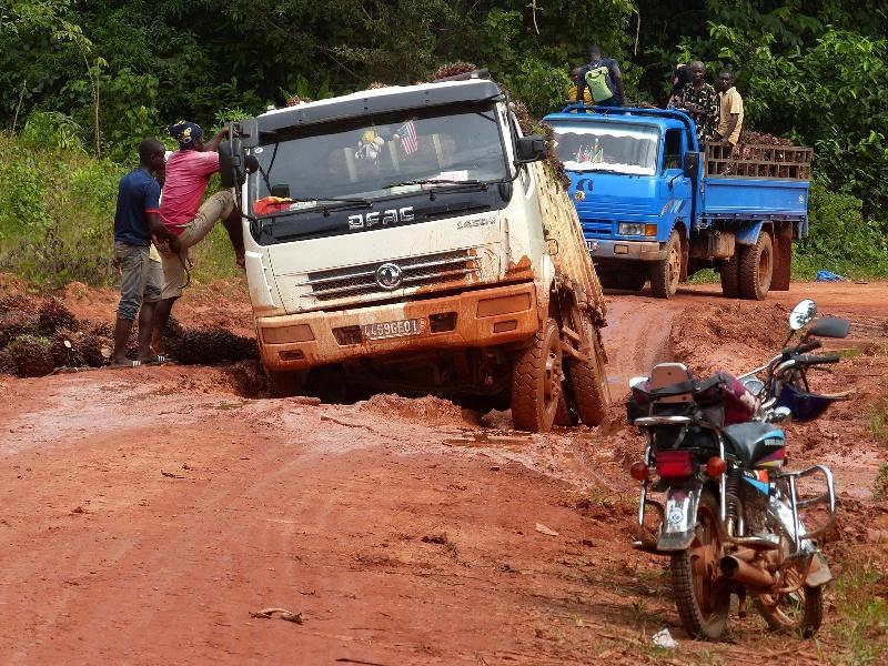 Côte d'ivoire-Lutte contre la cherté de la vie:La route , un puissant levier