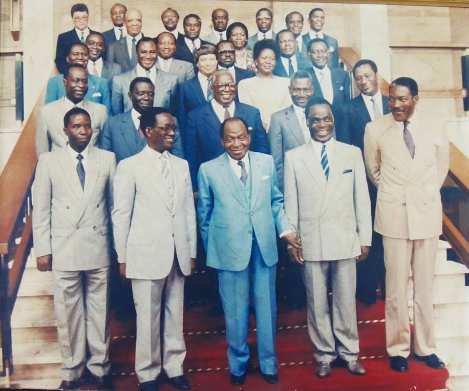 Côte d'Ivoire : si nous sommes unis, ils perdront leur temps (Houphouët)