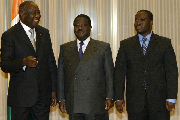 Pourquoi je voterais Ouattara et contre Bédié , Soro  et Gbagbo en  2020