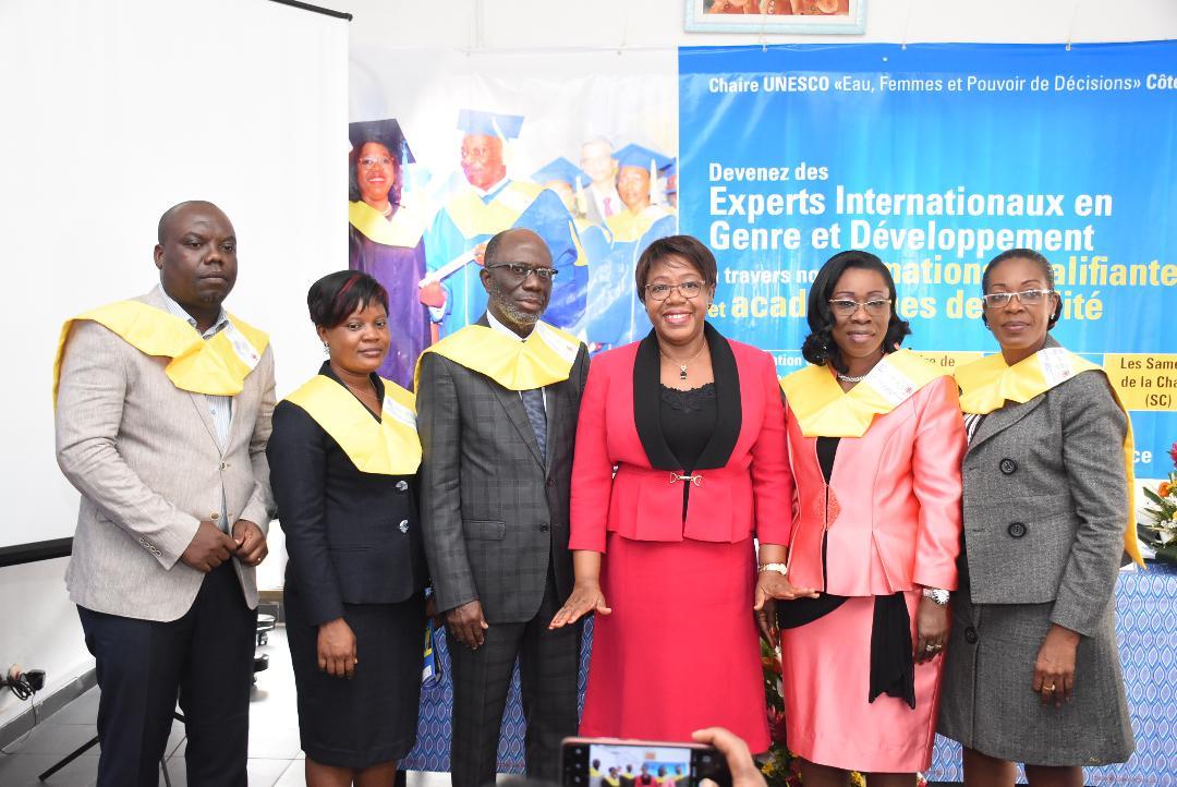 Genre et développement : La formation 2019 avec la Chaire Unesco démarre à Abidjan